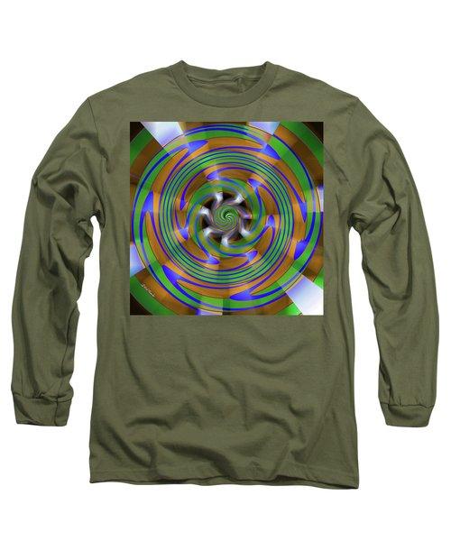 Phasing Long Sleeve T-Shirt