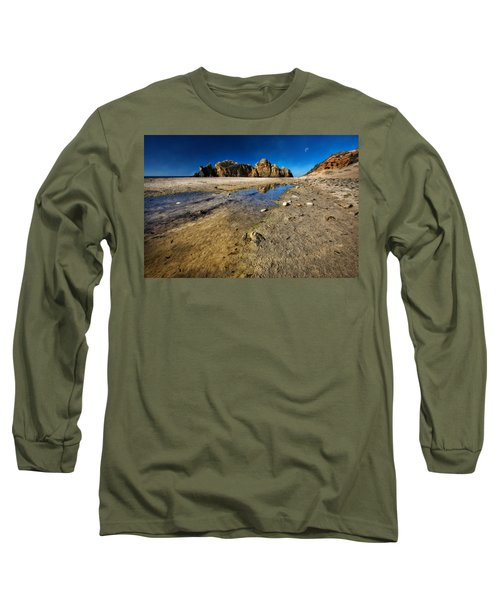 Long Sleeve T-Shirt featuring the photograph Pheiffer Beach -keyhole Rock #18 - Big Sur, Ca by Jennifer Rondinelli Reilly - Fine Art Photography