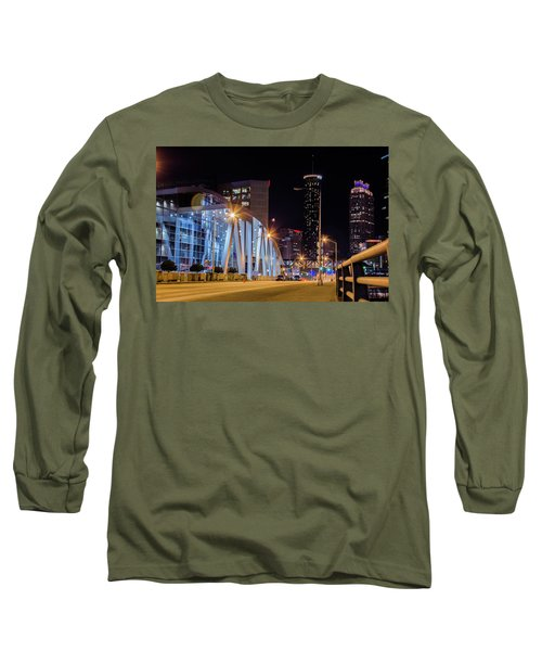 Phillips Arena Long Sleeve T-Shirt
