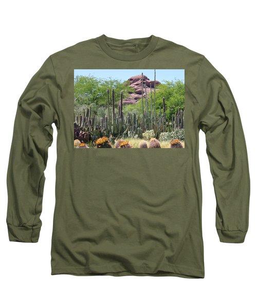 Phoenix Botanical Garden Long Sleeve T-Shirt