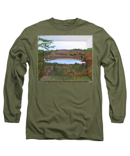 Phoenix Lake Long Sleeve T-Shirt