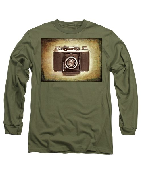 Photographer's Nostalgia Long Sleeve T-Shirt