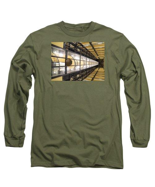 Photon Cannon Long Sleeve T-Shirt