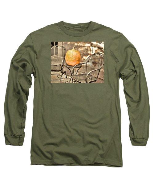 Pick A Pumpkin Long Sleeve T-Shirt