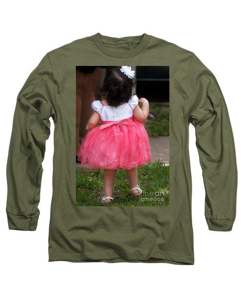 Pick Me Up Long Sleeve T-Shirt