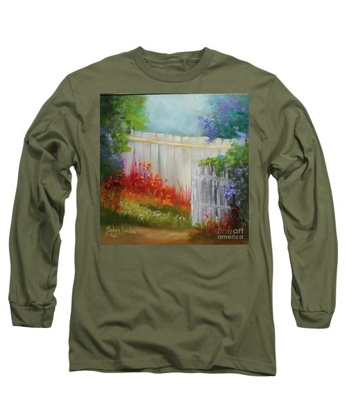 Picket Fences Long Sleeve T-Shirt