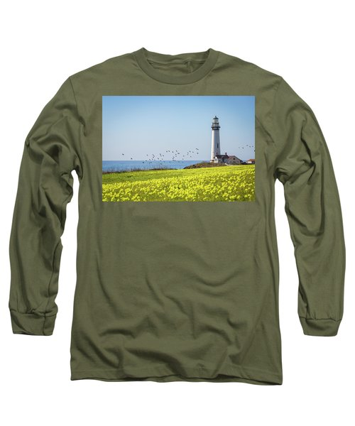 Pigeon Point Light Station Historic Park Long Sleeve T-Shirt