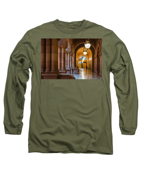 Pillar Hallway Long Sleeve T-Shirt