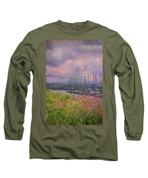 Pillar Point Harbor Long Sleeve T-Shirt