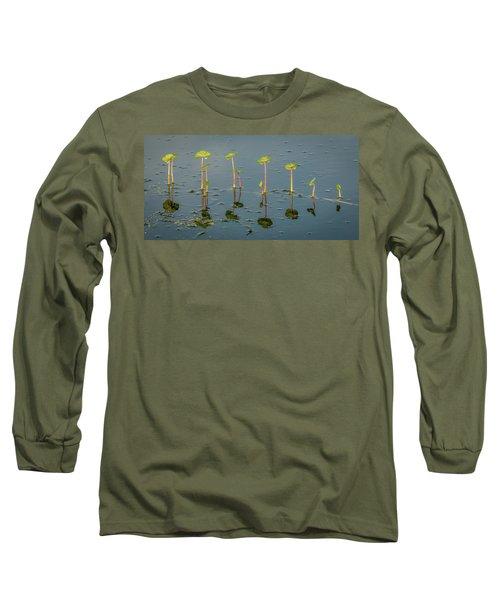 Pillars Of Life Long Sleeve T-Shirt
