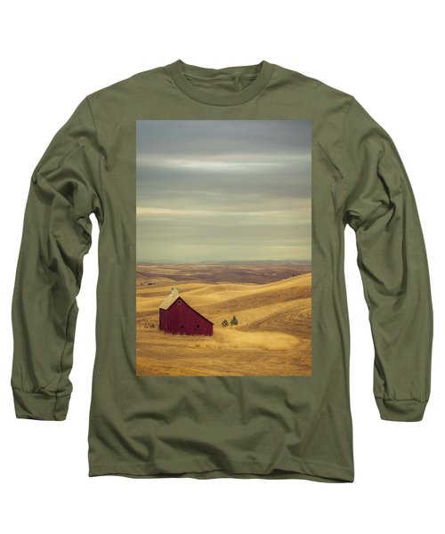 Pillbox Barn Long Sleeve T-Shirt