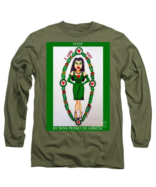 Yessy Long Sleeve T-Shirt