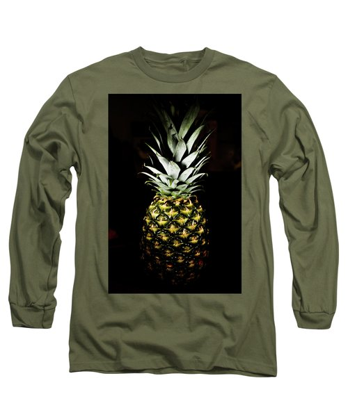 Pineapple In Shine Long Sleeve T-Shirt