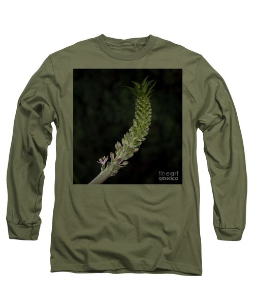 Pineapple Lily Long Sleeve T-Shirt
