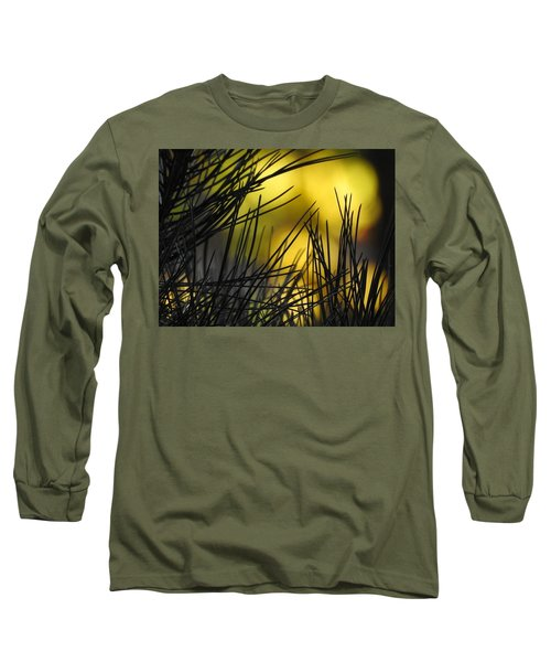Pineview Long Sleeve T-Shirt by Betty-Anne McDonald