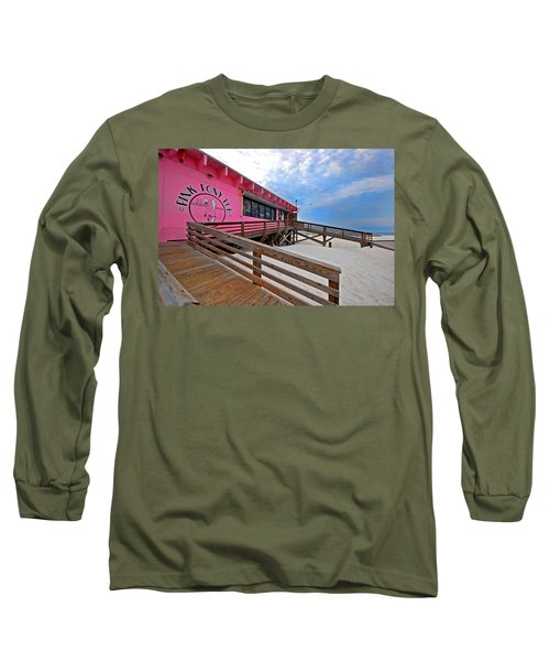 Pink Pony Long Sleeve T-Shirt