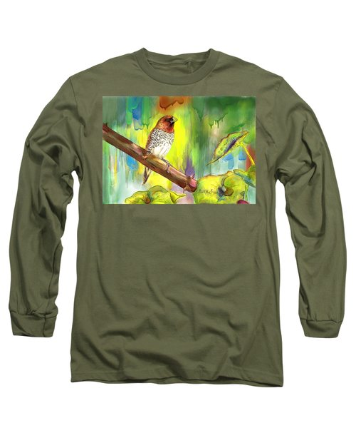 Pinzon Canella Long Sleeve T-Shirt by Janet Garcia