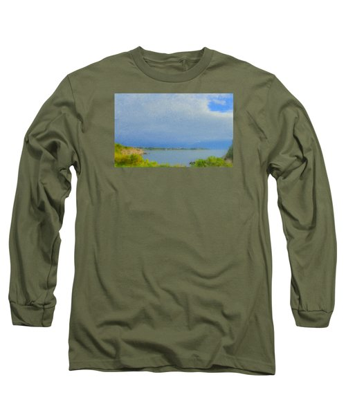 Pirate Cove Jamestown Ri Long Sleeve T-Shirt
