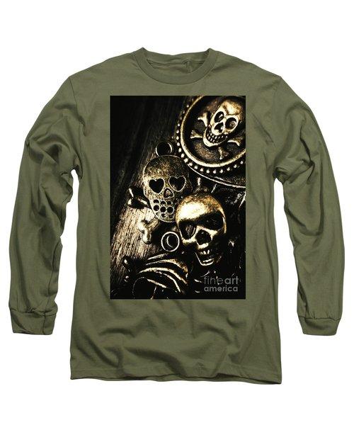 Pirate Treasure Long Sleeve T-Shirt