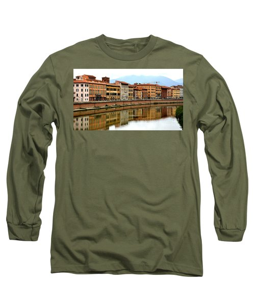 Pisa Reflections Long Sleeve T-Shirt