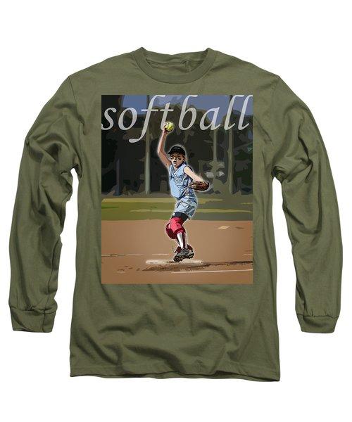 Pitcher Long Sleeve T-Shirt