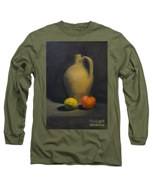 Pitcher This Long Sleeve T-Shirt by Genevieve Brown