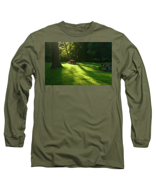 Place Of Honor Long Sleeve T-Shirt