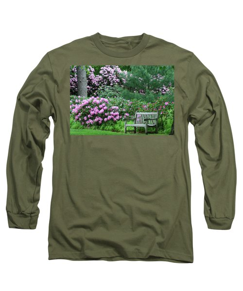 Place To Rest Long Sleeve T-Shirt