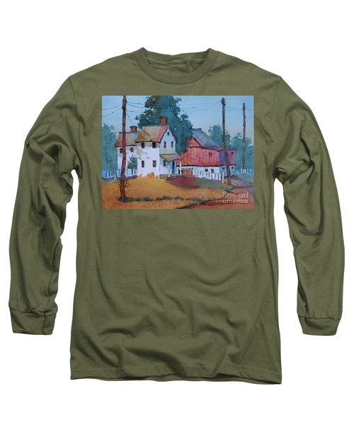 Plain And Simple Long Sleeve T-Shirt