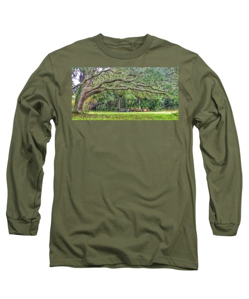 Plant It And The House Will Appear Long Sleeve T-Shirt