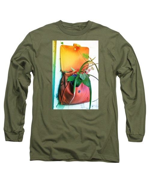 Planting Of Greenery Long Sleeve T-Shirt