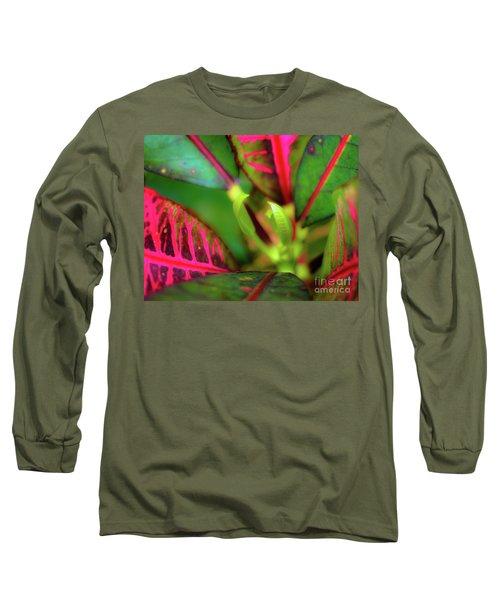 Plants In Hawaii Long Sleeve T-Shirt