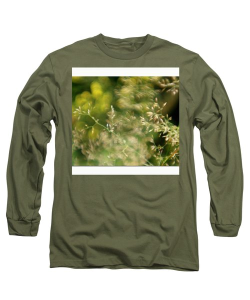 #plasticfantastic #plasticlens #bokeh Long Sleeve T-Shirt