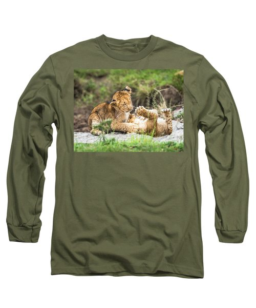 Playing Around Long Sleeve T-Shirt