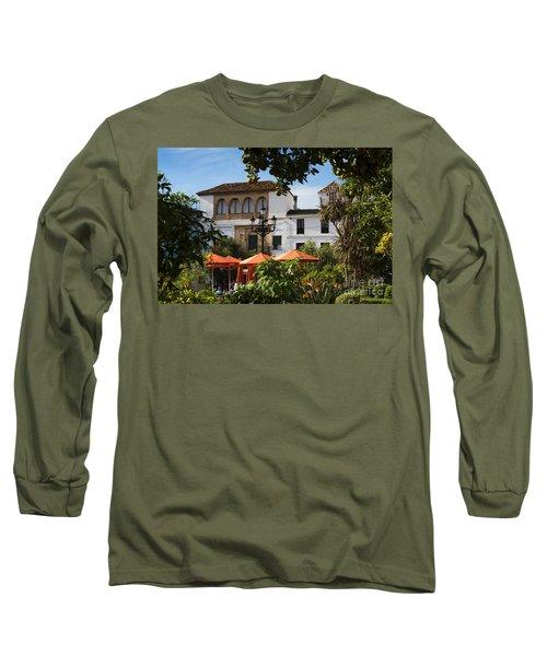Plaza De Naranjas Long Sleeve T-Shirt