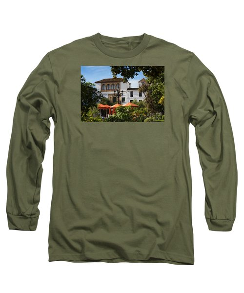 Plaza De Naranjas Long Sleeve T-Shirt