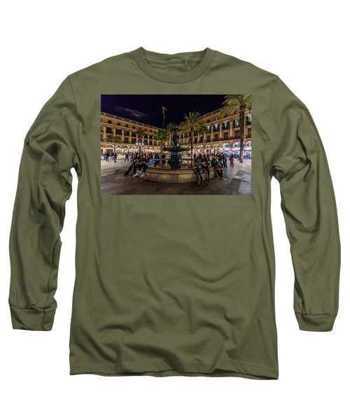 Plaza Reial Long Sleeve T-Shirt