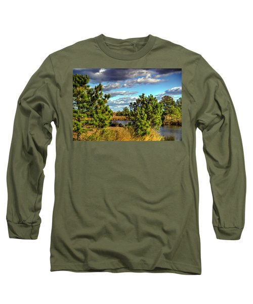 Pleasure House Point Natural Area  Long Sleeve T-Shirt