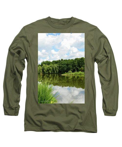 Plein Air Long Sleeve T-Shirt