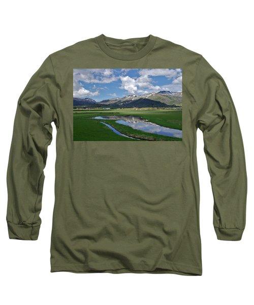 Plentiful Valley Long Sleeve T-Shirt