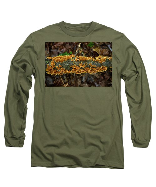 Plethora Of Trukey Tails For Thanksgiving Long Sleeve T-Shirt