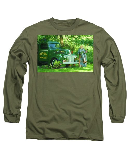 Po Boy Acres Long Sleeve T-Shirt