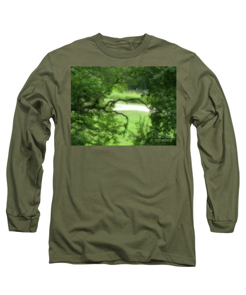 Reaching Out Long Sleeve T-Shirt