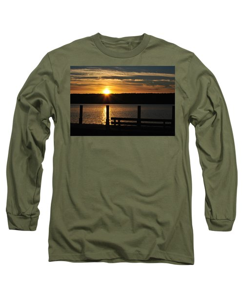 Point Of Interest Long Sleeve T-Shirt