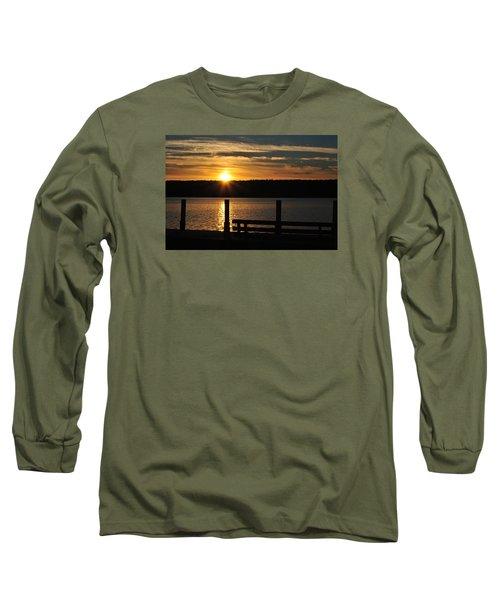Point Of Interest Long Sleeve T-Shirt