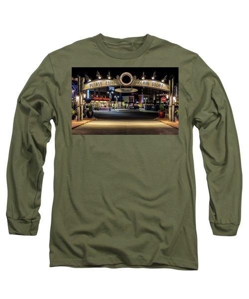 Point Ruston Come Again Soon Long Sleeve T-Shirt