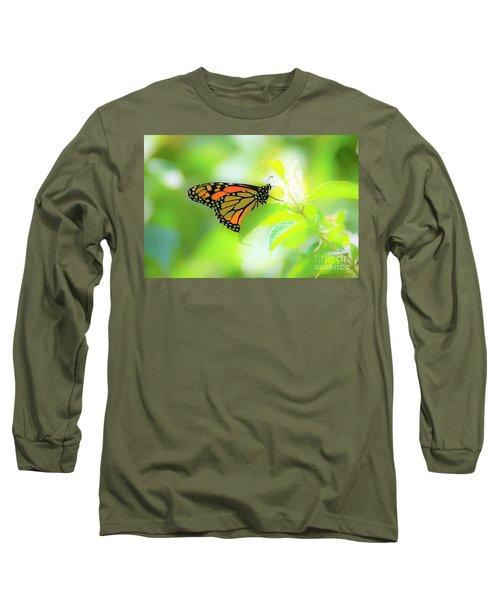 Poka Dots Long Sleeve T-Shirt