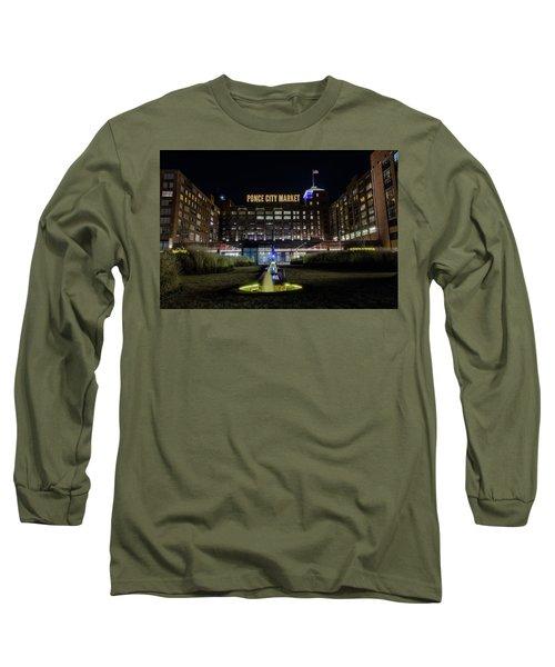 Ponce City Market Long Sleeve T-Shirt