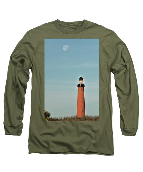 Ponce De Leon Lighthouse Long Sleeve T-Shirt