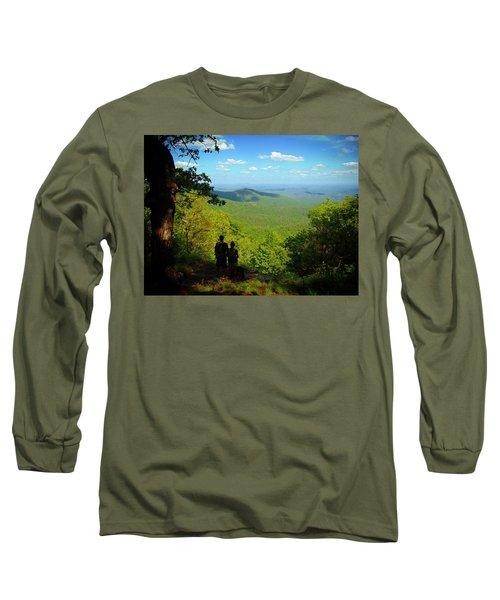 Ponder Long Sleeve T-Shirt